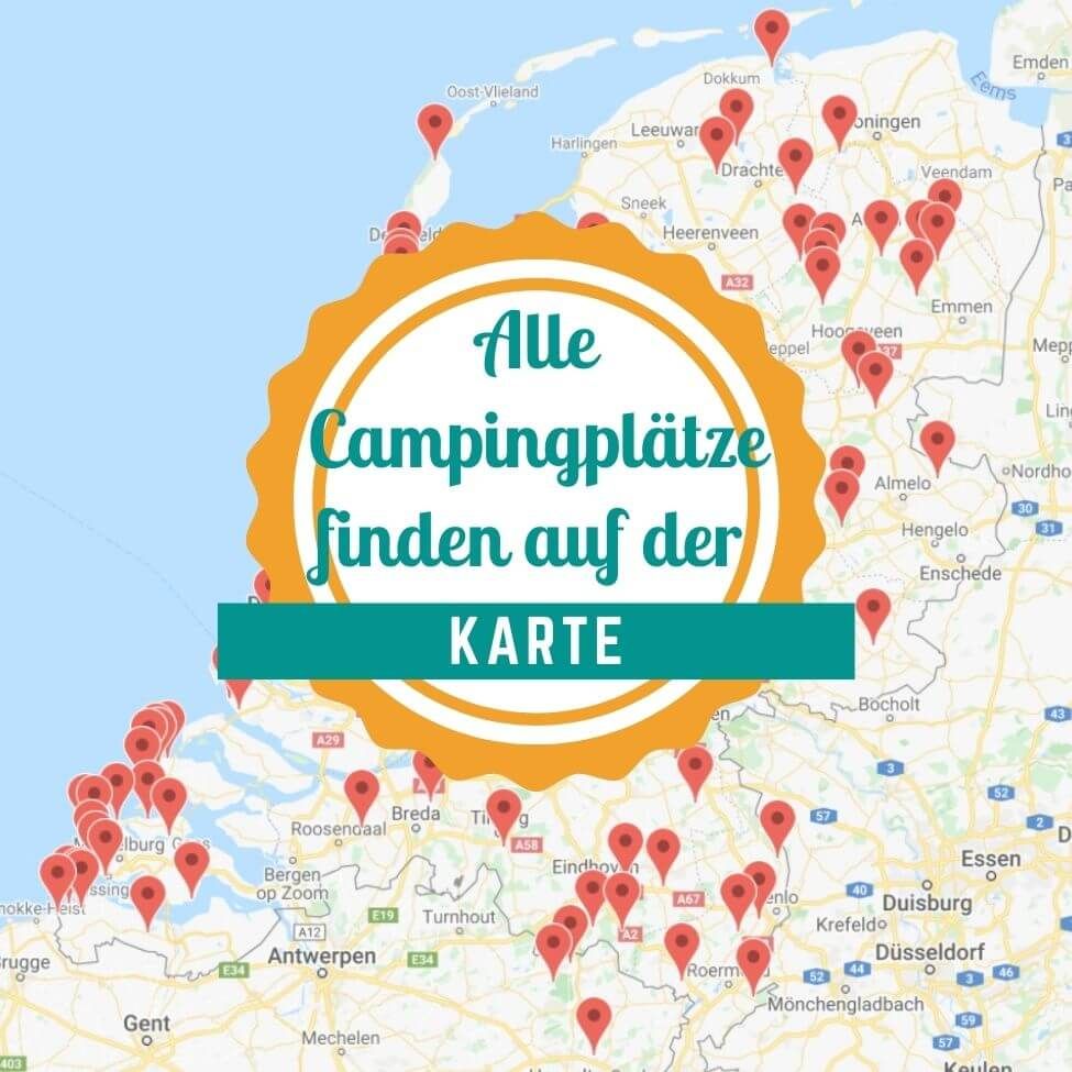 Camping mit Kindern in Holland